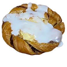 Coconut Custard Danish