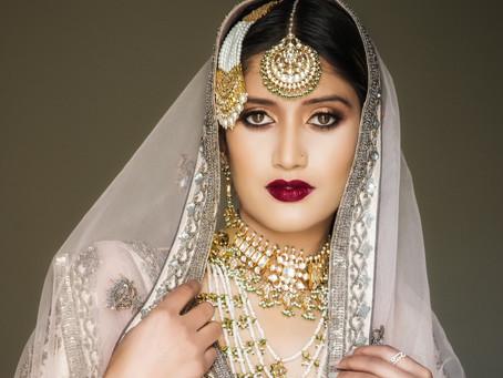 Bridal Skin preparation