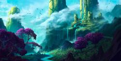 Sky Fountain