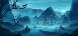 Snowfall Valley - Hidden Village