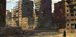Broken City of Dreams