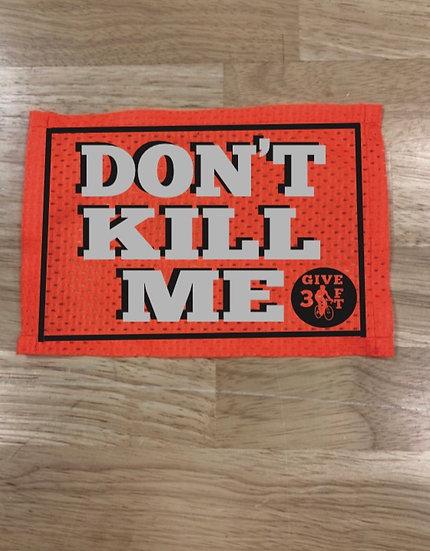Bib Sign (Orange)
