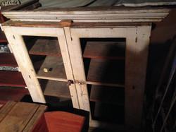 Chippy Paint Cottage Cabinet