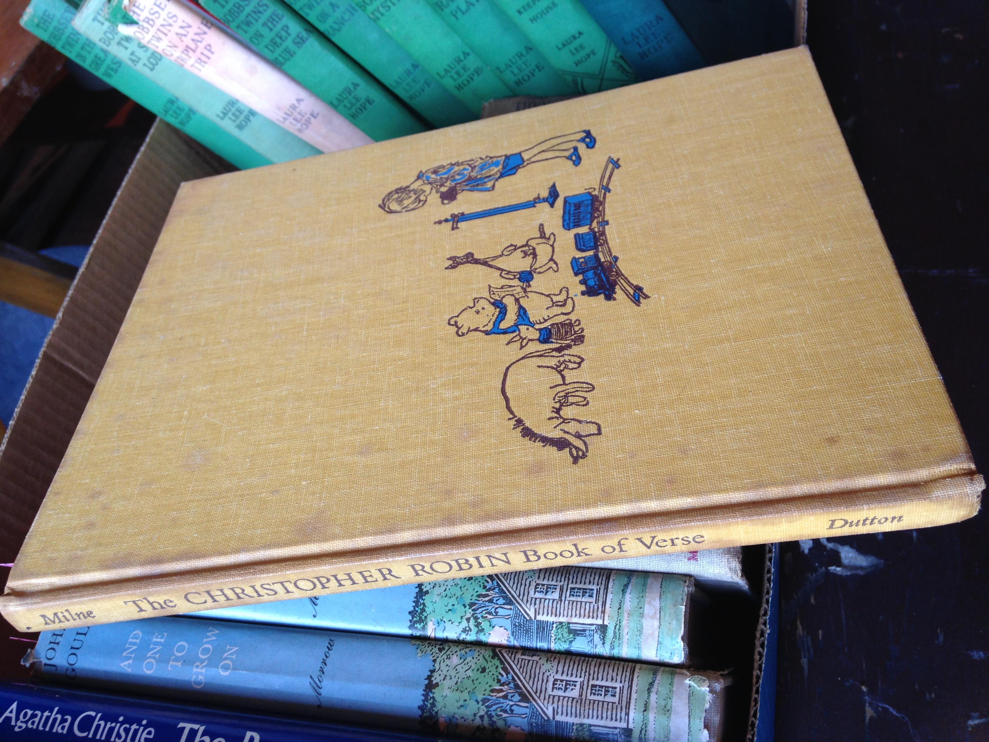 Rare Book Find
