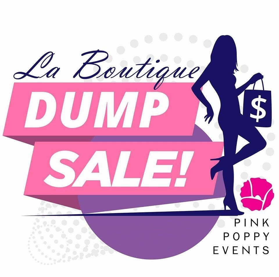 PAST EVENT: La Boutique DUMP SALE