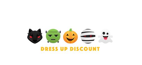 PAST EVENT: Dress UP Discount