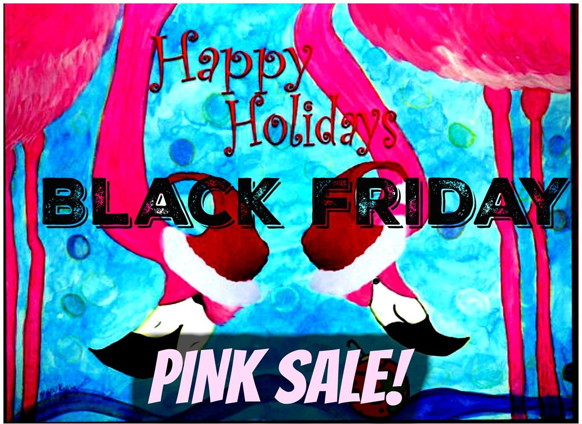 Black Friday- Pink Sale!