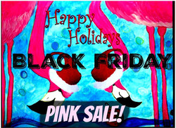 Black Friday- Pink Sale!