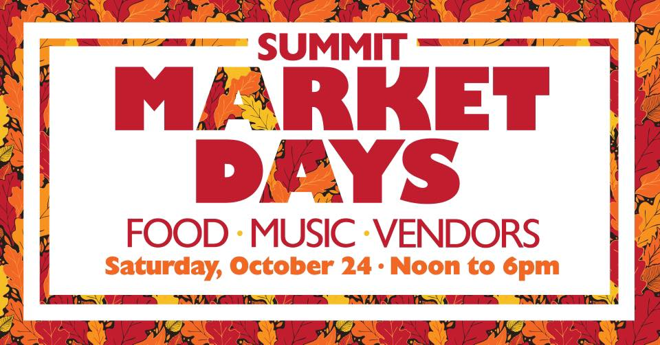 PAST EVENT: Market Days