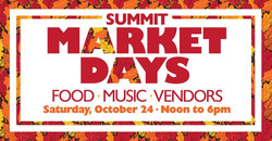 PAST EVENT: Market Days