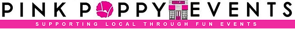 Pink Poppy Events Logo Updated 10-30-20.