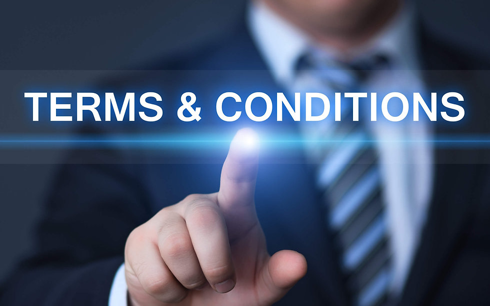 CMS Group Terms & Conditions