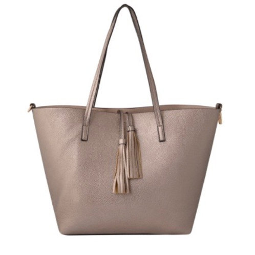 Rose Gold Tote Duet Bags