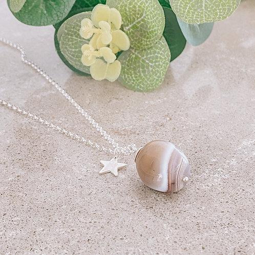 Grounding Stone Necklace