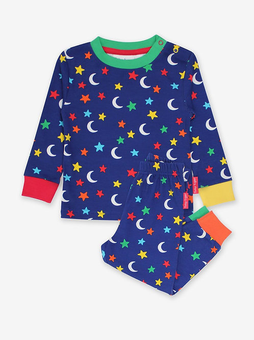Star Glow in the Dark Pyjamas - Toby Tiger