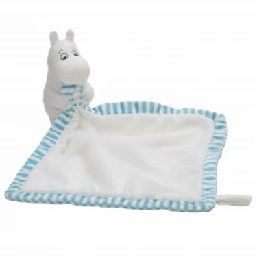 Moomin Comfort Blanket - Blue - Rätt Start