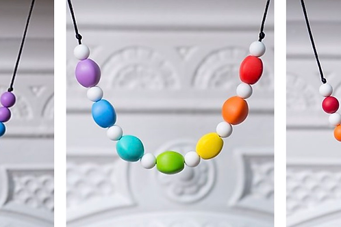 Rainbow Necklace (various)