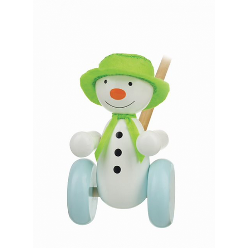 The Snowman Push Along (Boxed)