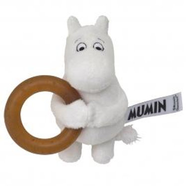 Moomin Natural Rubber Teether - Rätt Start