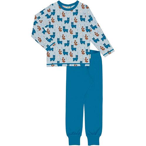 Pyjama Set LS - ALPACA FRIENDS - Meyadey