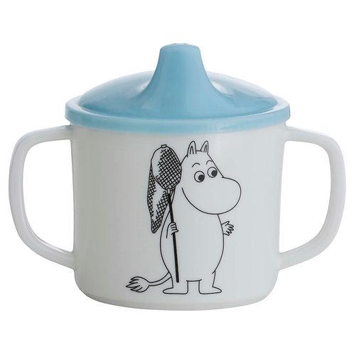 Moomin Non-spill Cup - Turquoise - Rätt Start