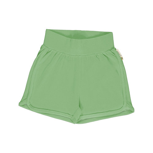 Runner Shorts - SOLID GREENGAGE - Meyadey