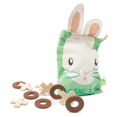 Wooden Tic-Tac-Toe - Tender Leaf Toys