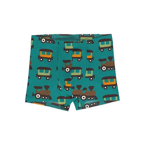 Boxer Shorts - TRAIN - Maxomorra