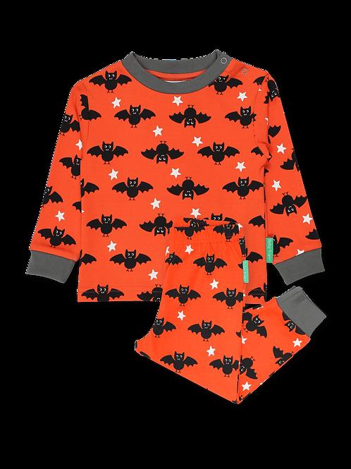 Bat Print Pyjamas - Toby Tiger