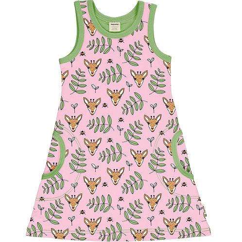 Dress NS - GIRAFFE GARDEN - Meyadey