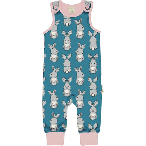 Playsuit - Rabbit - Maxomorra