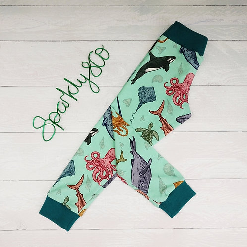 Relaxed Leggings - AQUATICA - Sparkly & Co