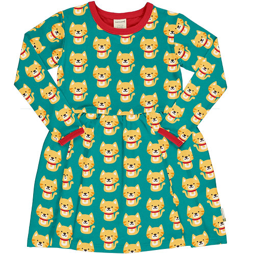 Dress Spin LS - CAT - Maxomorra