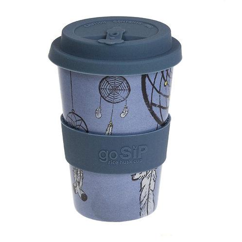 Dreamcatcher - GoSIP Rice Husk Coffee Cup