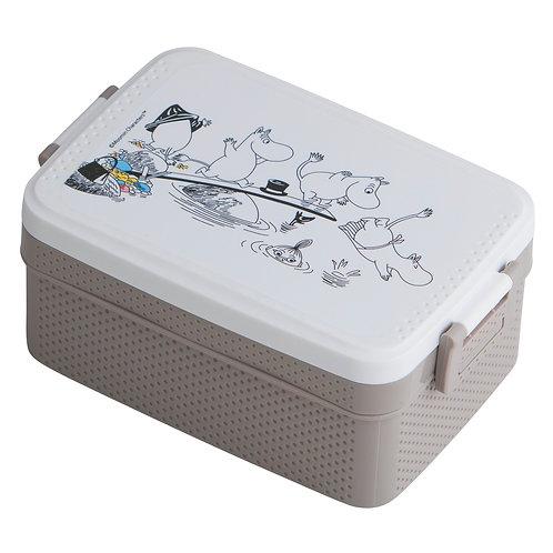 Moomin Lunchbox - Grey - Rätt Start