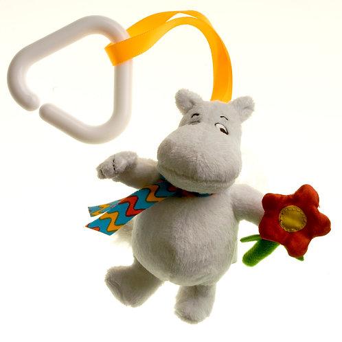 Moomin & Flower Clip-on Toy - Rätt Start