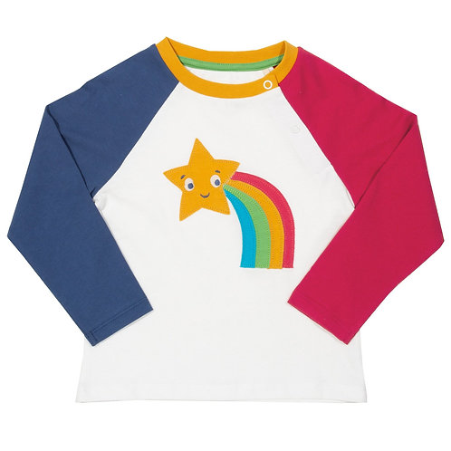 Shooting Star T-shirt - Kite