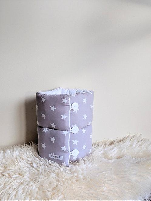 Grey Star - Snuggleband Feeding Pillow