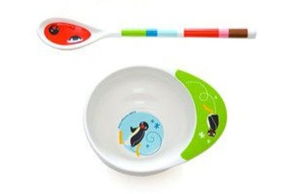 Weaning Set - Pingu - Rätt Start