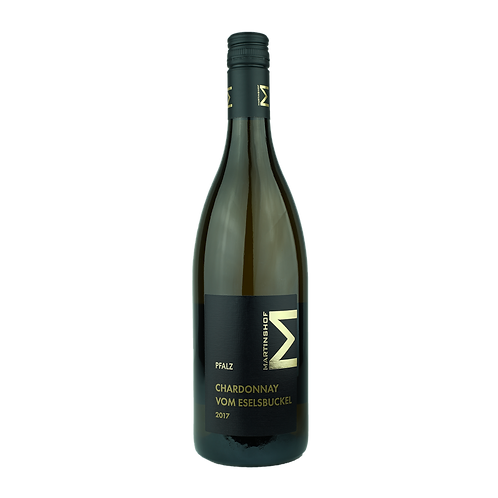 2017er Chardonnay vom Eselbuckel