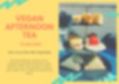 Kiss Me Cupcakes - Vegan Afternoon Tea