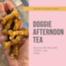 Kiss Me Cupcakes - Doggie Afternoon Tea
