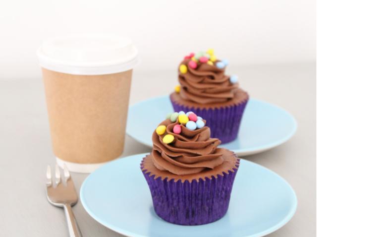 Kiss Me Cupcakes - Take Away Coffee