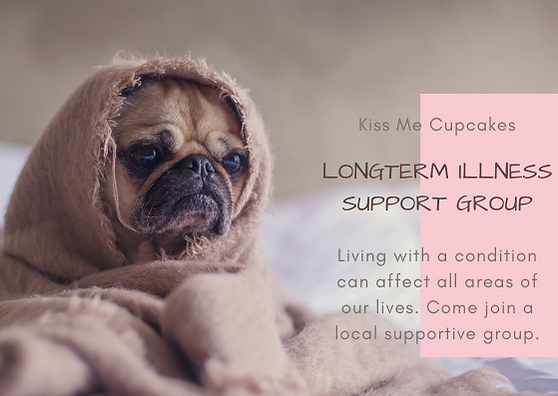 Kiss Me Cupcakes - Longterm Illness Grou