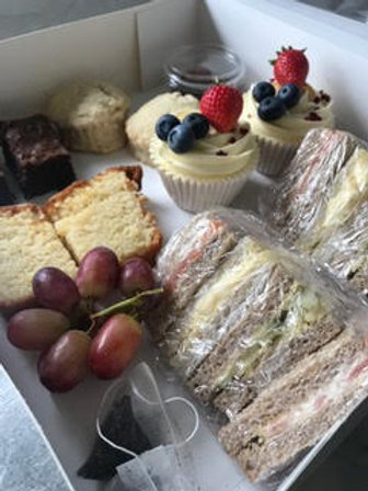 Afternoon Tea at Home for 2