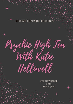 Kiss Me Cupcakes - Psychic Afternoon Tea