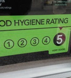 Kiss Me Cupcakes - Food Hygiene Rating -