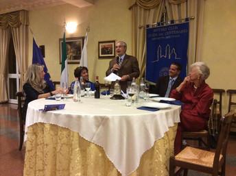 Avvocato C. Fabozzi - Serata Conferenza su: I nostri MARO' in India