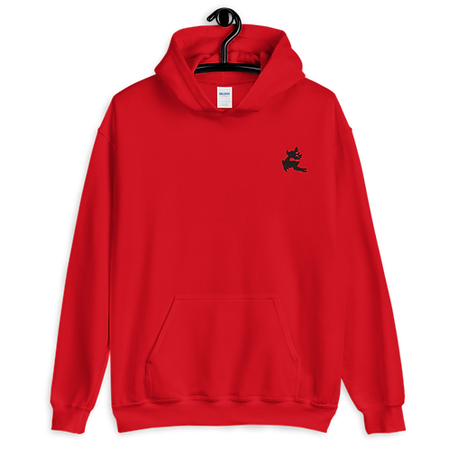 Embroidered Reindeer Hoodie (LIMITED EDITION HOLIDAY 2020)