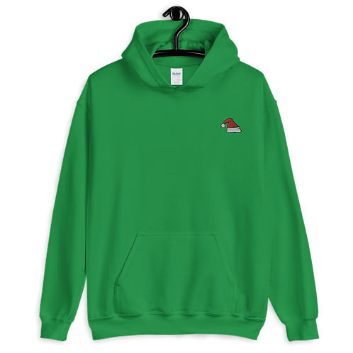 Embroidered Santa Hat Hoodie (LIMITED EDITION HOLIDAY 2020)